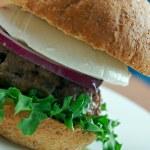 Ultimate Greek Burgers — Stock Photo #68499137