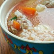 Mastava soup — Stock Photo #71093249