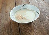 Southwestern Shrimp Bisque — Stock Photo
