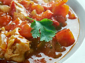 Istrian Chicken Goulash — Stock Photo