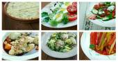 French  traditional  cuisine — Stock Photo