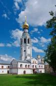 Bell tower of St. Sophia Cathedral — Stock Photo
