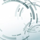 Modern geometrical elements background — Stock Vector