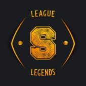 League legends — Stock Vector