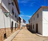 El Toboso street — Stock Photo