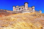 Belmonte medieval castle — Stock Photo