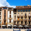 ������, ������: Plaza Mayor in Vic