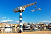 Mediterranean L'Ampolla town — Stock Photo