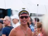Gay pride parade in Sitges — Zdjęcie stockowe