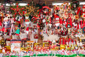Noel pazarı — Stok fotoğraf