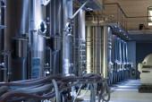 Equipment of contemporary winemaker — Stock Photo
