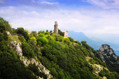 Monastery and Sanctuary of Queralt — Stock Photo