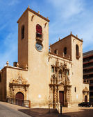 Basilica de Santa Maria — Stok fotoğraf