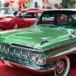 Vintage  automobiles — Stock Photo #59480601