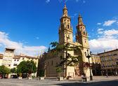 Co-Catedral de Santa Maria — Fotografia Stock