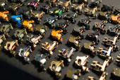 Tattoo machines — Stock Photo