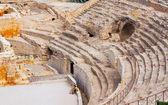 Roman amphitheater at Tarragona — Stock Photo