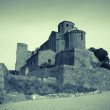 Vintage photo of Castle of Cardona — Stock Photo #64253167