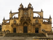 Cathedral in Jerez de la Frontera — Stock Photo