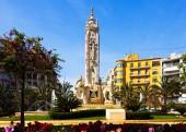 Luceros Square. Alicante — Stock Photo
