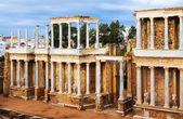 Théâtre romain à Merida — Photo