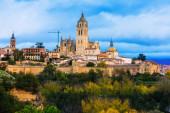 Catedral de Segovia, España — Foto de Stock