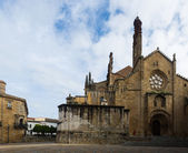 Day view of Plasencia Cathedral  — Stock Photo