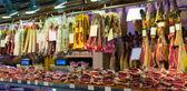 National jamon store — Fotografia Stock