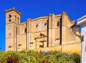 Collegiate church and  monastery of Osuna — Stock Photo