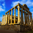 Temple of Diana. Merida, Spain — Stock Photo #69329851