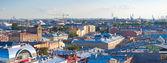 Pohled shora na Petrohrad — Stock fotografie