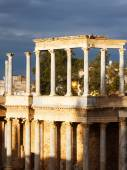 Old Roman Theatre at Merida — Fotografia Stock