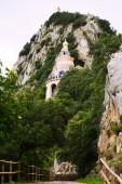Capilla en el monasterio Santuario de Queralt — Foto de Stock