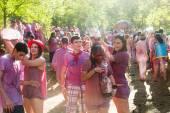 Haro Wine Festival, La Rioja — Stock Photo