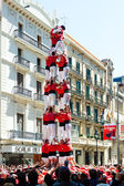 Castell show in Barcelona — Stock Photo