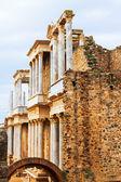 Ancient Roman Theatre — Stock Photo