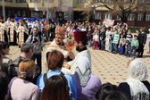 "Festival ""Easter red"" in Donetsk. April 13, 2015 — Стоковое фото"