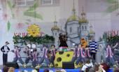 """Festival """"Easter red"""" in Donetsk. April 13, 2015 — Stock Photo"""