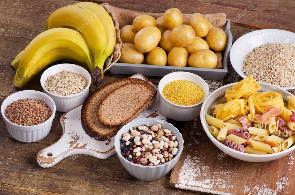Aliments riches en glucides photographie bit245 103022952 - Aliments riches en glucides ...