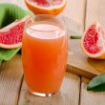 Grapefruit juice — Stock Photo #51976919