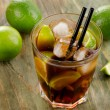 Cuba Libre cocktail — Stock Photo #52960967