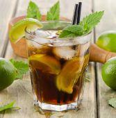Cocktails alcoolisés — Photo