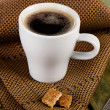 Espresso Coffee  with cookies — Stock Photo #54784313