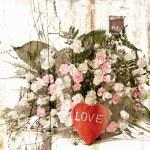 Fresh flowers bouquet — Stock Photo #54784355