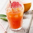 Grapefruit juice — Stock Photo #57142245