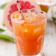 Grapefruit juice — Stock Photo #57142477