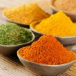 Various spices selection — Stock Photo #58078043