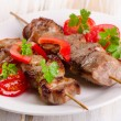 Grilled Kebabs — Stock Photo #58585251