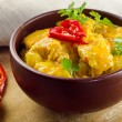 Indian chicken curry — Stock Photo #59509141