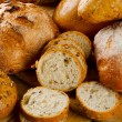 Assortment of baked bread — Stock Photo #60116607